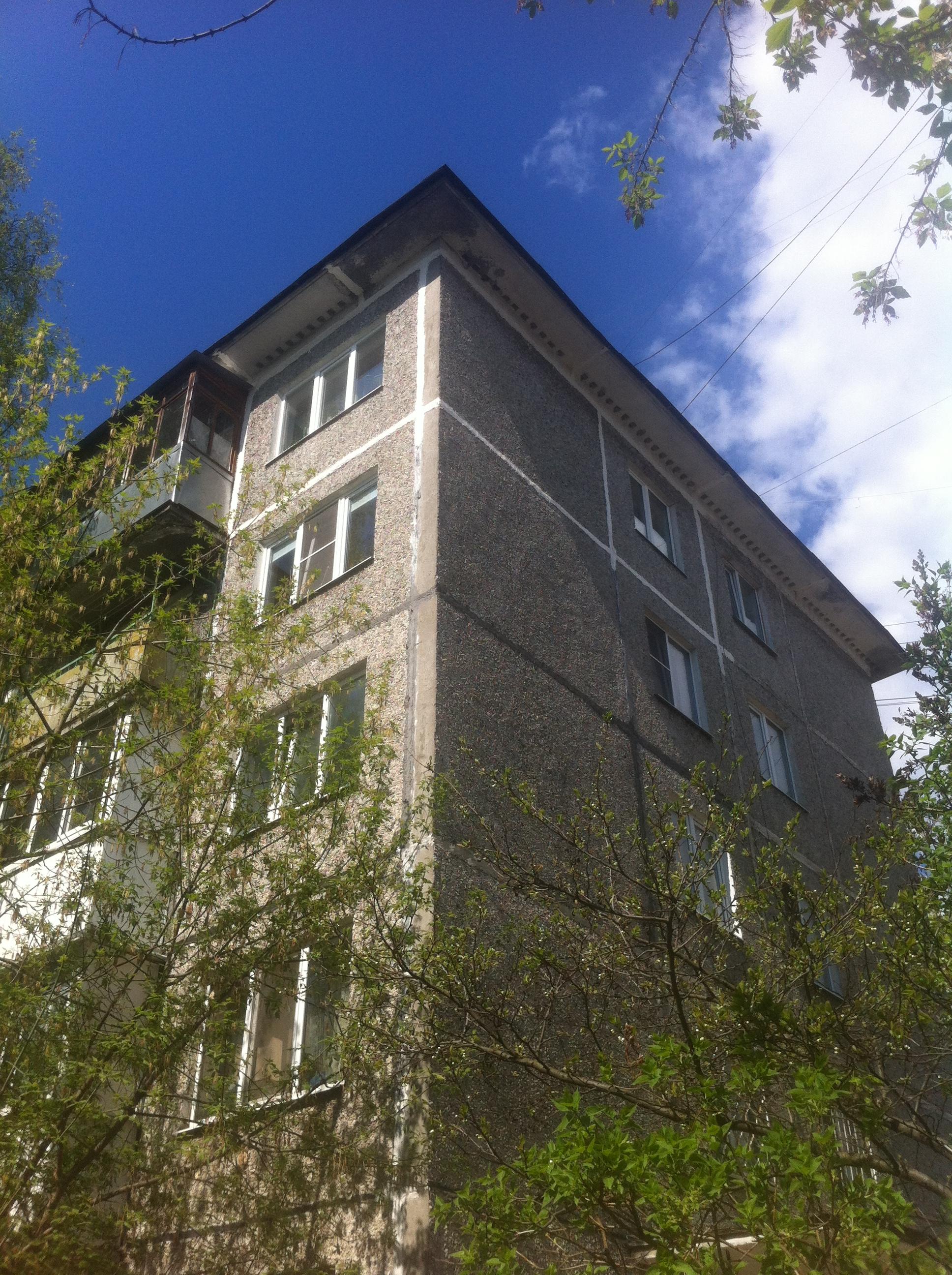 Утепление фасадов стеновыми панелями